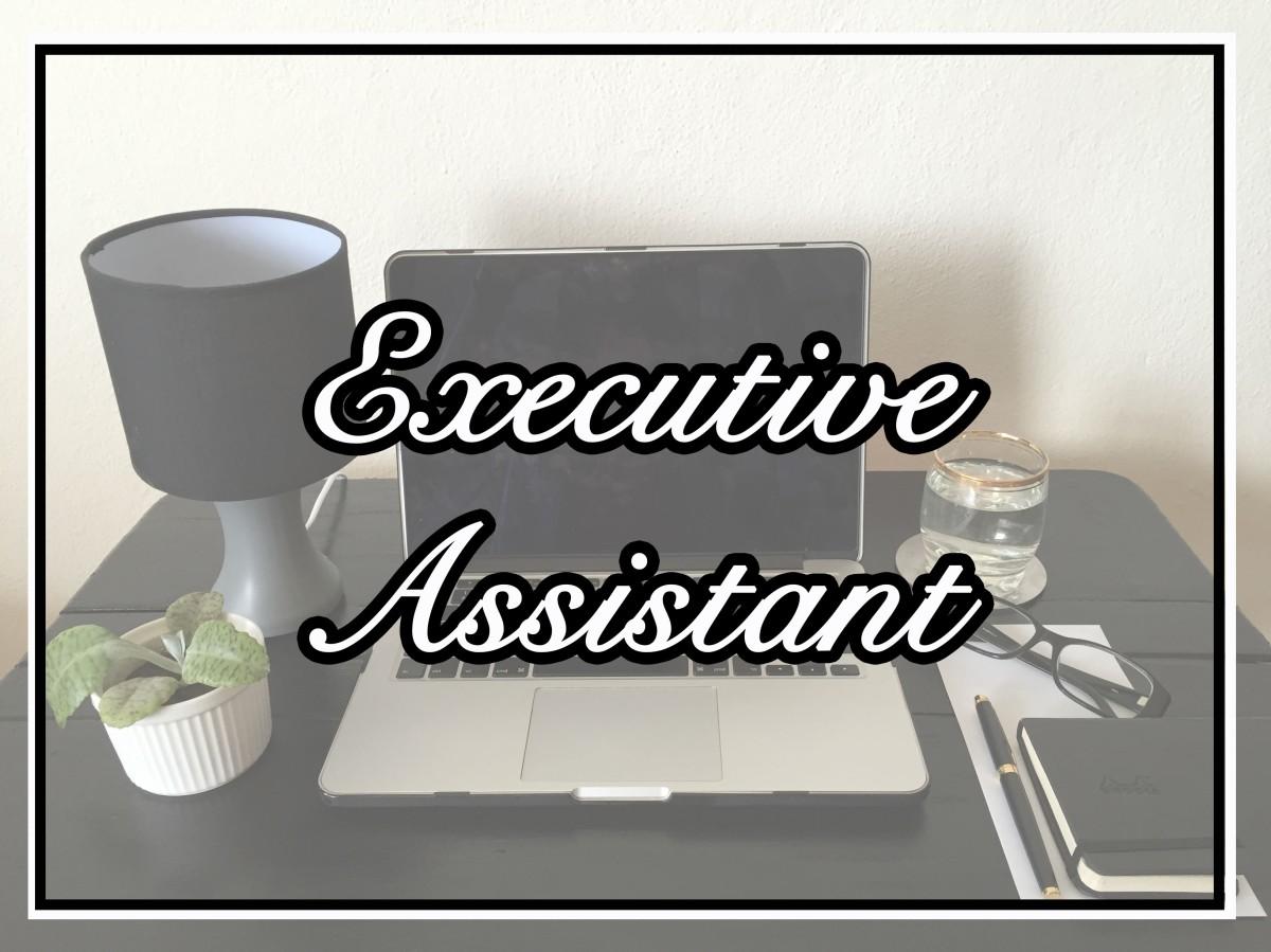 Executive Assistant : c'est quoi ?