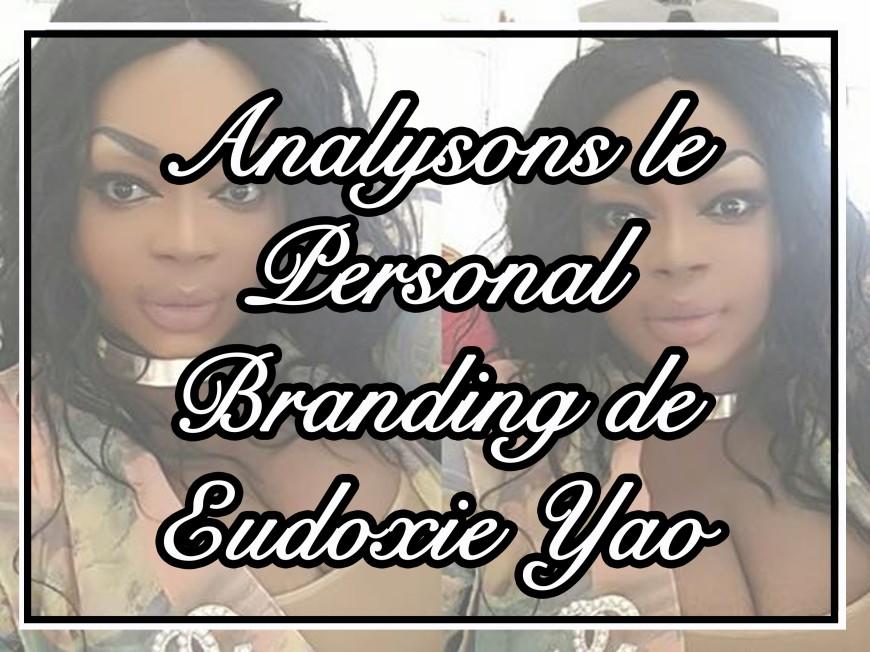 Eudoxie Yao - un personal branding réussi